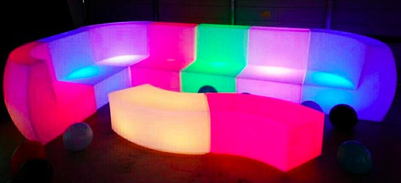 Glow Lounge Suite