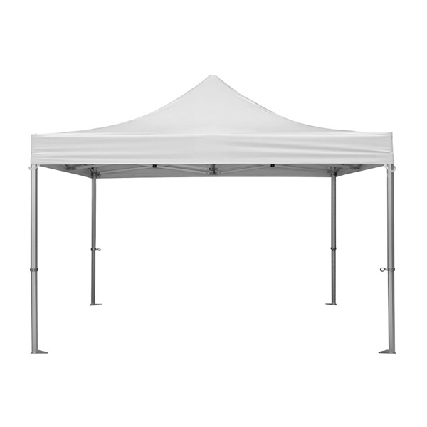 3x3m Pop Up Marquee With White Roof