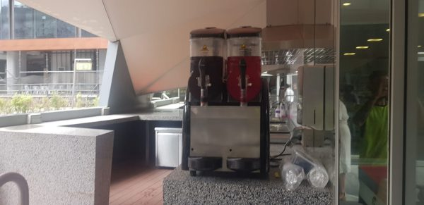 Slushie Machine: Package 2 *120 Drinks*