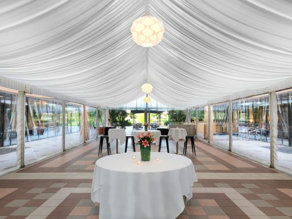 6m x 18m – Framed Marquee