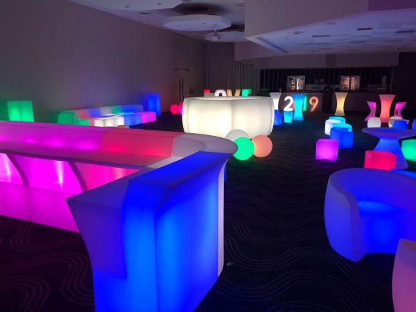 Glow Straight Bar