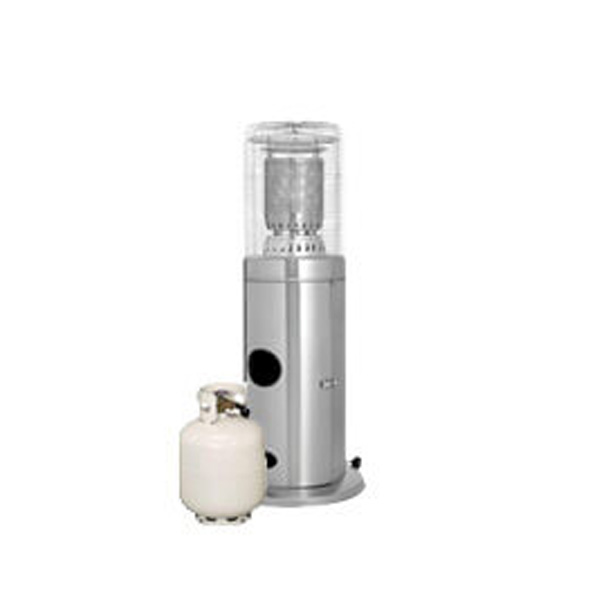 Package 1 – 1 x Area heater with 9kg gas bottle included