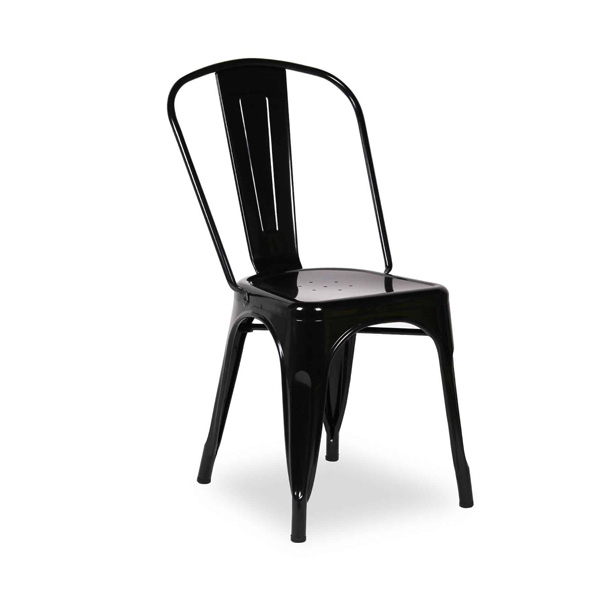 Black Tolix Chair