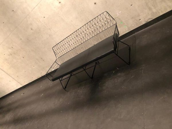 Black Arrow 3 Seater