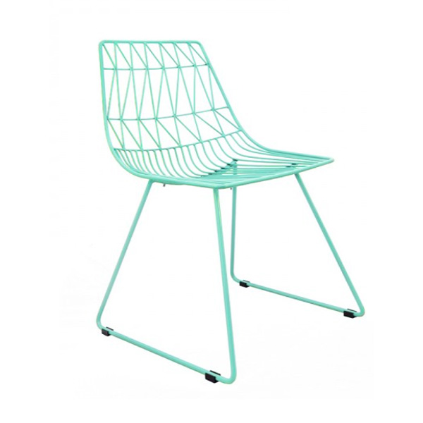 Blue Wire Chair hire