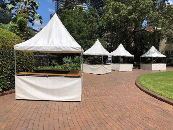 Fete Stall/Tent Hire