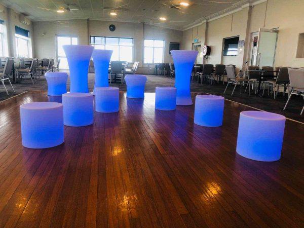 Glow Cylinder Seats
