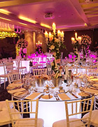 Glow Banquet Table