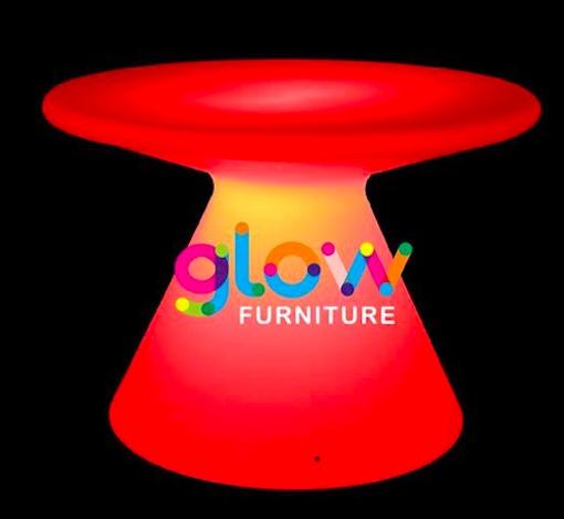 Glow Mushroom Coffee Table