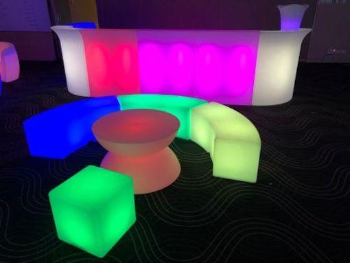 Glow Large Yoyo Coffee Table
