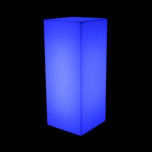 Glow Square Plinths