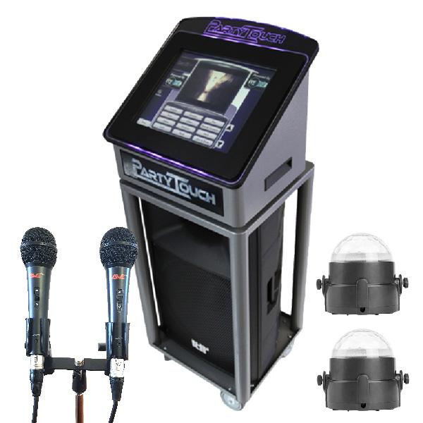 Package 2: Jukebox & Karaoke