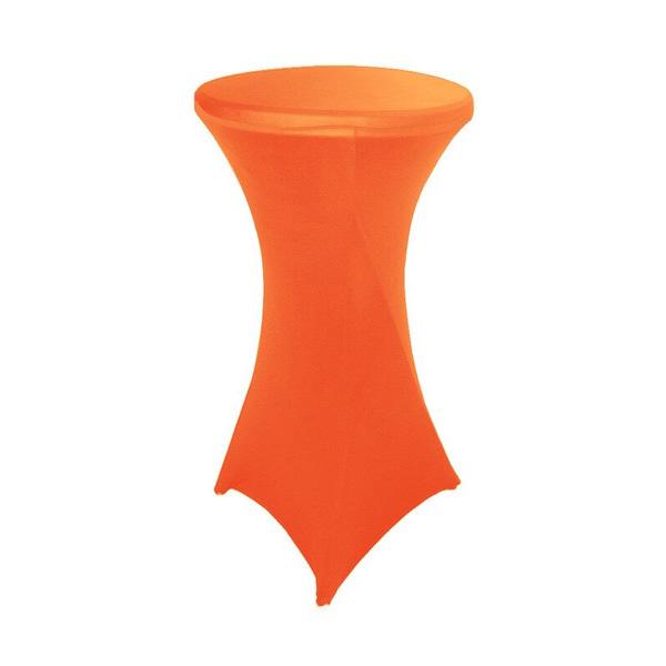 Orange Lycra Sock