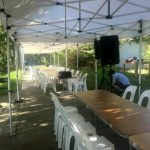 microphone hire outdoor