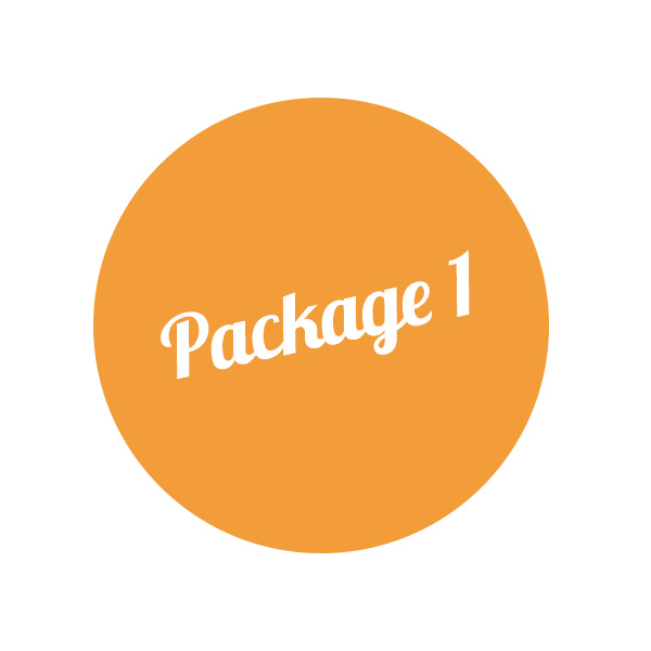 Vintage Premium Package 1 – 30 people
