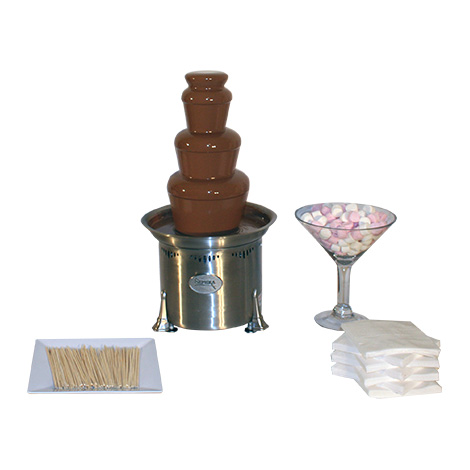 Package 1 – Small Commercial fountain