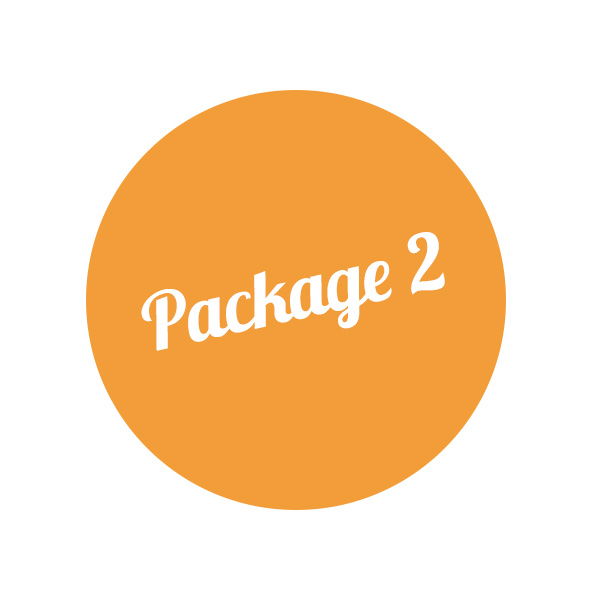 Vintage Premium Package 2 – 50 people: