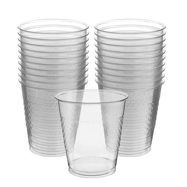 Pack of 100 Regular Cups (225ml)