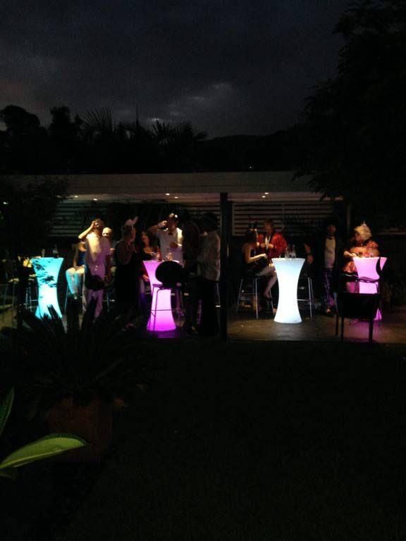 Glow Bar Table