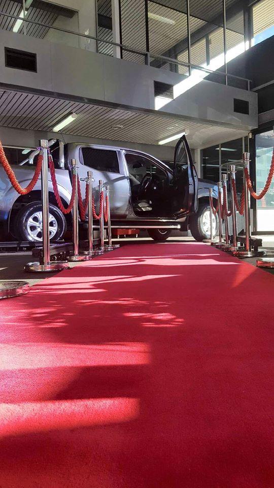 Red Carpet – 6m