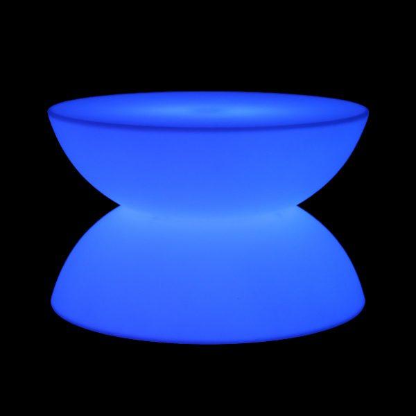 Glow Mini Rounded Yoyo Coffee Table