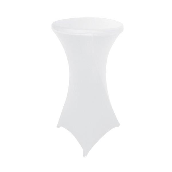 White Lycra Sock