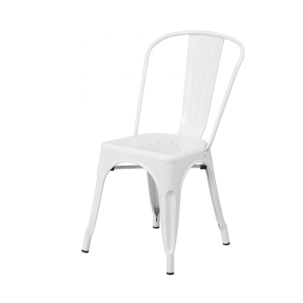 White Tolix Chair