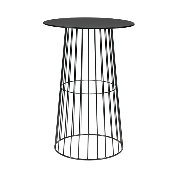 Black Wire Cocktail Table / Arrow Cocktail Table