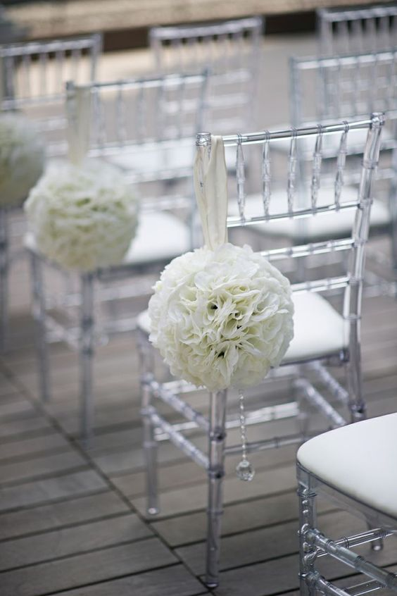 Clear Tiffany Chair Hire