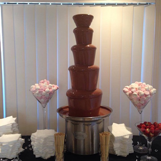 Package 6 – King chocolate commercial fountain