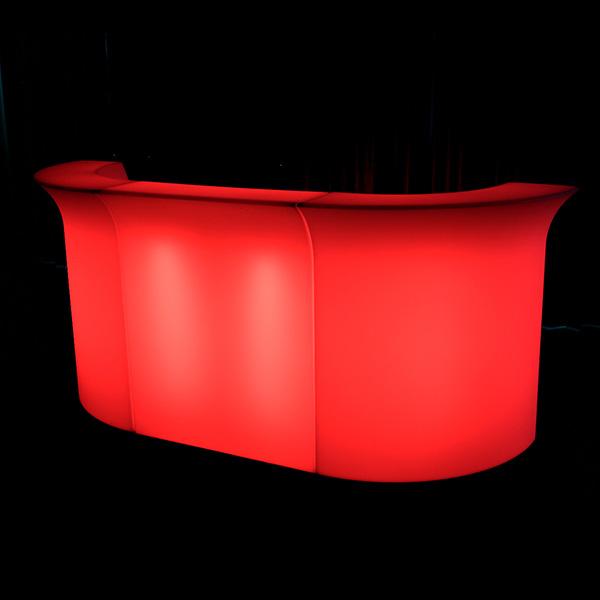 Glow Corner Bar