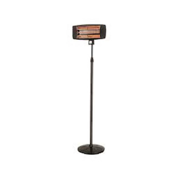 Package 1 – 1 x Electric Radiant Heater